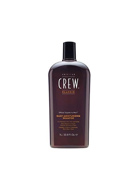 American Crew Günlük Nemlendirici Şampuan 1000 Ml Renksiz